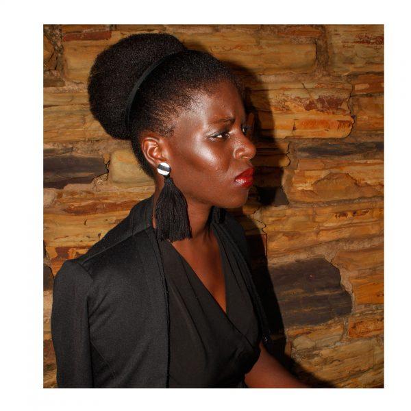 tall lady black