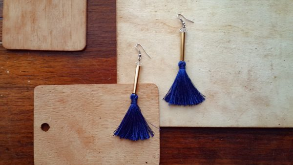 earrings-tassels-literature-blue-gold-red