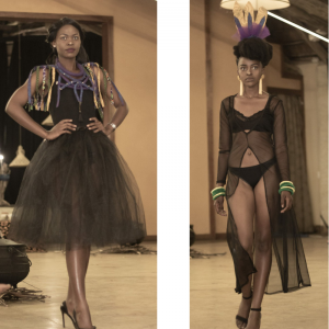 Lesotho Fashion Week Neck Piece Necklace